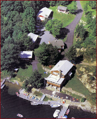 Lake George Rental Cottages